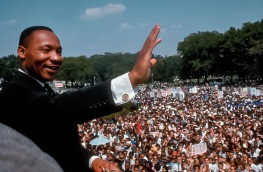 Martin Luther King Jr I Have a Dream Speech 08-28-1963 Lincoln M