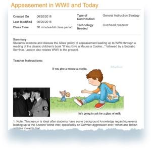 appeasement