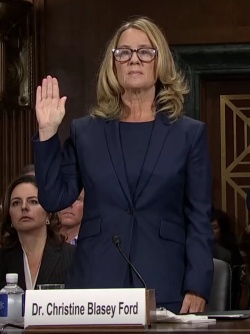Christine_Blasey_Ford_swearing_in